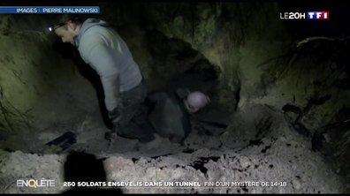 Le mystère du tunnel de Winterberg enfin élucidé