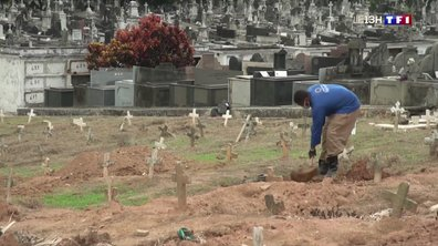 Le nombre de décès a doublé depuis le début de l'épidémie au Brésil