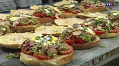 Le pan bagnat, une spécialité culinaire niçoise