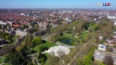 Le parc Barbieu à Roubaix, l'un des plus beaux jardins publics de l'Hexagone