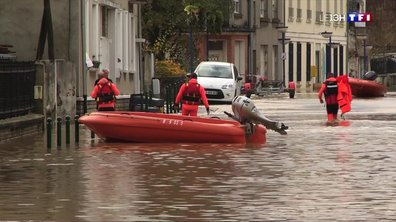 Le Pas-de-Calais en vigilance orange au risque d'inondation