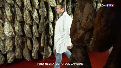 Le pata negra d'Espagne, l'un des meilleurs jambons au monde