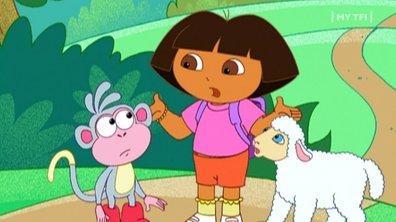Dora l'exploratrice - S03 - Le petit agneau de Dora