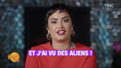 Le Petit Q : Demi Lovato discute avec les aliens