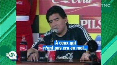 Le Petit Q : Diego Maradona, l'éternel