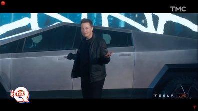Le Petit Q : la nouvelle voiture d'Elon Musk