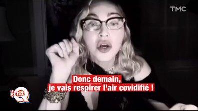 Le Petit Q : le craquage de Madonna et la tombola des people français