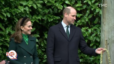 Le Petit Q : le voyage de William et Kate en Irlande