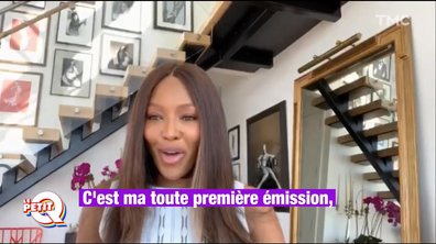 Le Petit Q : l'émission confinement de Naomi Campbell