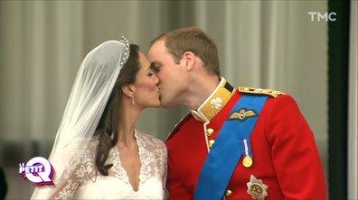 Le Petit Q : les 10 ans de mariage de Kate et William