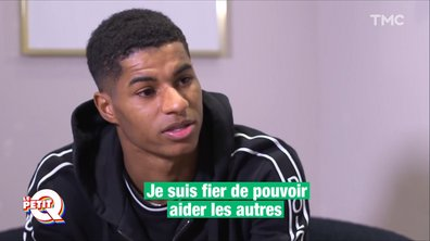 Le Petit Q : Marcus Rashford 1 – Boris Johnson 0