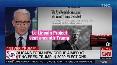 Le Petit Q : qu'est-ce que le Lincoln Project qui embarrasse Trump ?