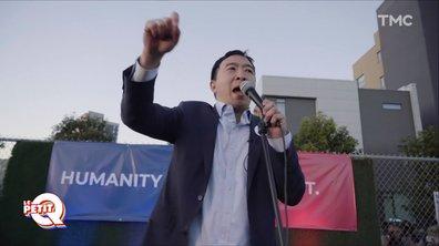 Le Petit Q : qui est Andrew Yang, candidat à l'investiture démocrate ?
