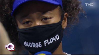 Le Petit Q : qui est Naomi Osaka, la tenniswoman qui fait bouger les choses ?