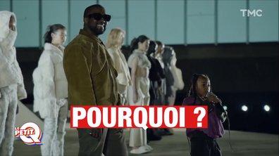 Le Petit Q: Sunday Service et défilé, le voyage de Kanye West à Paris