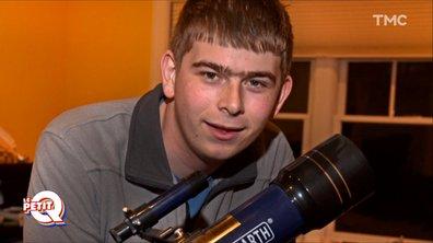Le Petit Q : un stagiaire de la NASA découvre une exo-planète