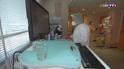 """Le """"plan blanc"""" déclenché à l'hôpital de Montpellier"""