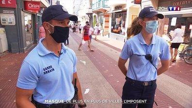 Le port du masque désormais obligatoire au Touquet