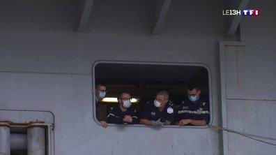 Le porte-avions Charles de Gaulle prêt à repartir