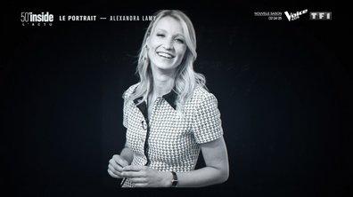 Le Portrait : Alexandra Lamy, pétillante et touchante
