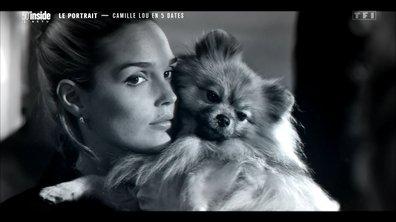 Le Portrait : Camille Lou, sur tous les fronts