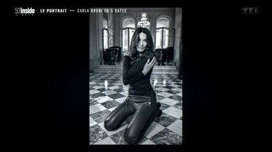 Le Portrait: Carla Bruni, tout en douceur