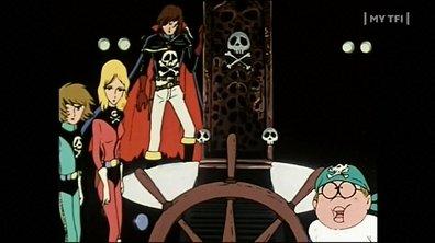 Albator, le corsaire de l'espace - S01 E27 - Le Pouvoir de l'Atlantis