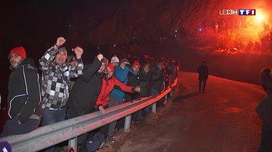 Le Rallye de Monte-Carlo, une course qui attire, même la nuit