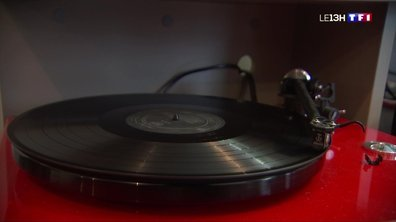 Le retour du disque vinyle