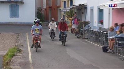 Le Solex, la bicyclette qui roule toute seule