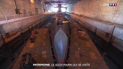 Le sous-marin musée Espadon se refait une beauté à Saint-Nazaire
