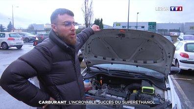 Le succès du superéthanol en France