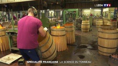 Le tonneau, une spécialité française