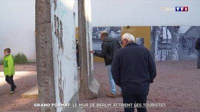 Le tourisme du Mur de Berlin
