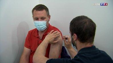 Le vaccinodrome de Strasbourg a ouvert ce dimanche