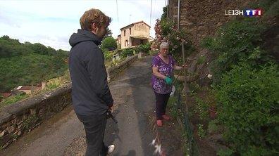 Le village médiéval d'Auzon fait la fierté de ses habitants