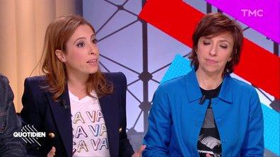 """Léa Salamé : """"L'effondrement d'Europe 1 est injuste"""""""