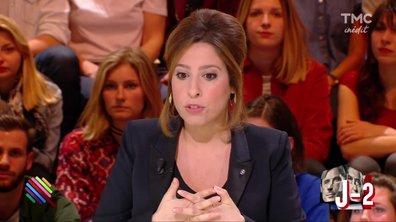 """Léa Salamé revient sur la soirée """"15 minutes pour convaincre"""""""