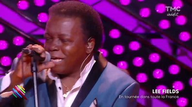 "Lee Fields & The Expressions - ""Make the world"" en live dans Quotidien"