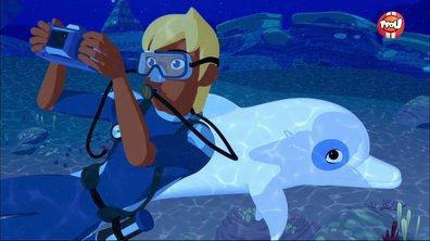 Le galion englouti - Oum le dauphin blanc
