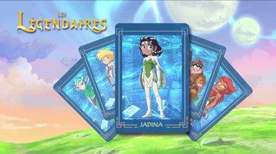 Bonus Les Légendaires - portrait Jadina