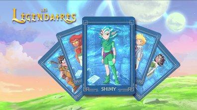 Bonus Les Légendaires - portrait Shimy