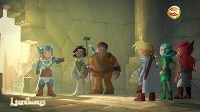 Les Légendaires : à la découverte des personnages