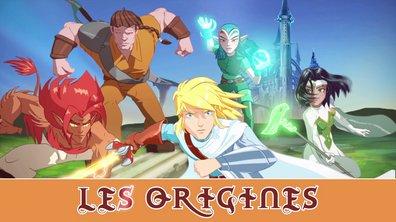 Les Légendaires - Les origines d'une saga culte