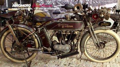 Grand Format - Harley-Davidson, 115 ans de légende