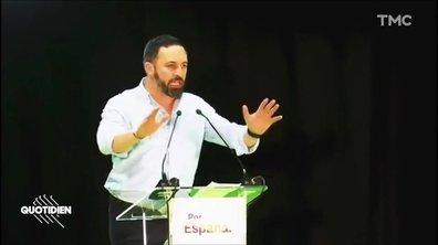 Législatives en Espagne: qui est derrière VOX, le parti d'extrême-droite qui fait son entrée au Parlement ?