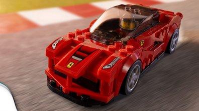 Des LEGO Formule 1, Ferrari, Porsche et McLaren à venir !