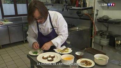 Légumes d'automne : les recettes à la courge du chef Jérôme Faure
