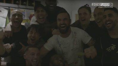 Vidéo : La folle scène de joie des joueurs de Leicester, champions d'Angleterre