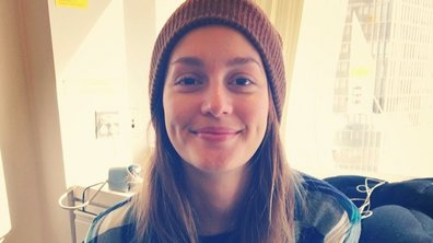 Gossip Girl : Leighton Meester, une actrice adepte de la tendance « sans make-up »